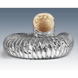 Wąż wentylacyjny KLIN płótno szklane fi 50