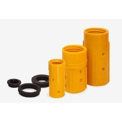 Oprawa dyszy do piaskowania NHP-3/4 na wąż 19x7mm