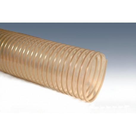 Wąż odciągowy PUR MB średnio lekki fi 32