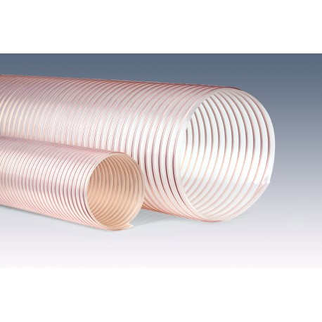 Wąż odciągowy PUR MB elastik fi 165