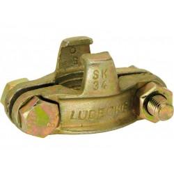 Złącze kłowe z króćcem na wąż DN 10mm SKG