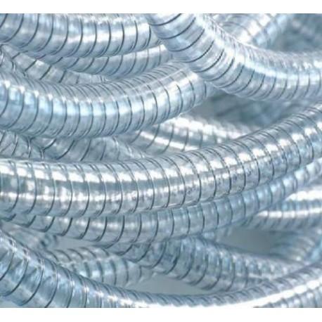 Wąż zbrojony PCV VACUUM DN 16
